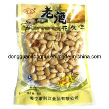 Sac de stockage sous vide / sac d'emballage d'arachide / sac en plastique d'arachide