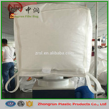 Industrial super sack woven pp bulk bag for graphite cement lime sand