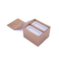 Special Open Style Hot Stamping Perfume Gift Box