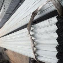Proveedor de barra de ángulo de acero Q235