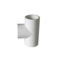 ASTM Sch40 UPVC Fittings Tee / Equal Tee