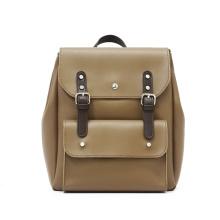 Custom made unisex retro travel backpack