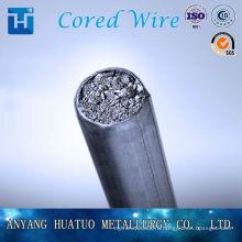 CaSi cored wire/Ferro alloy China manufacturer