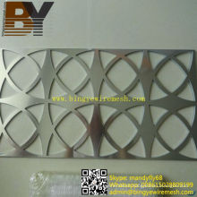 Stainless Steel Aluminum Perforated Sheet