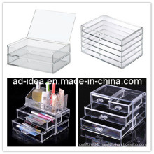 Countertop Card Display, Clear Acrylic Display Holde, Countertop Banner (PMMA-0772)