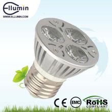 алюминиевые 3w высокой мощности привели прожектор