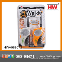 2015 good quality kids plastic intercom phone toys