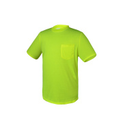 Niet ANSI Pocket korte mouw T Shirt