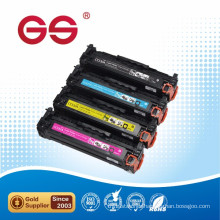 compatible printer toner cartridge CC530 CC531 CC532 CC533 for hp 2025 2320 7200