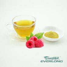 Extrato instantâneo de chá em pó com sabor a framboesa (IT1502)