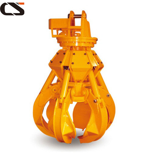 Rotary Grab Orange Peel