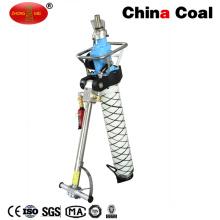 Mqt120 portátil de mano de minería de tunelización neumático Roofbolter Machine