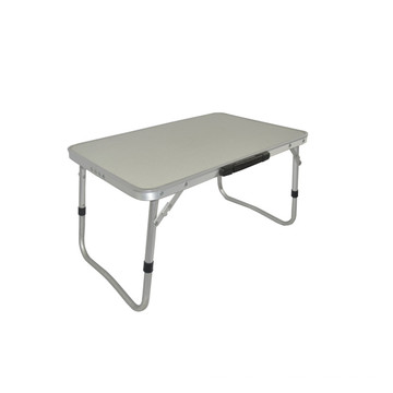 Qualité en aluminium léger Sporting pique-nique en plein air Table pliable (QRJ-Y-013)