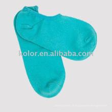 Meias de tornozelo coloridas