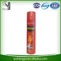 600ml manufactory new design mosquito killer spray