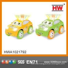 Carros de brinquedo mini carros de plástico engraçados cartoon venda quente mini