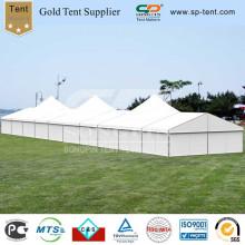 10X50 à l'épreuve de l'eau grande grande tente tente fabricant de fabricant de guangzhou à vendre