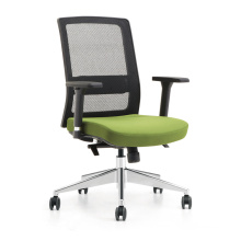 The office chair with high mesh back support and comfortable seating