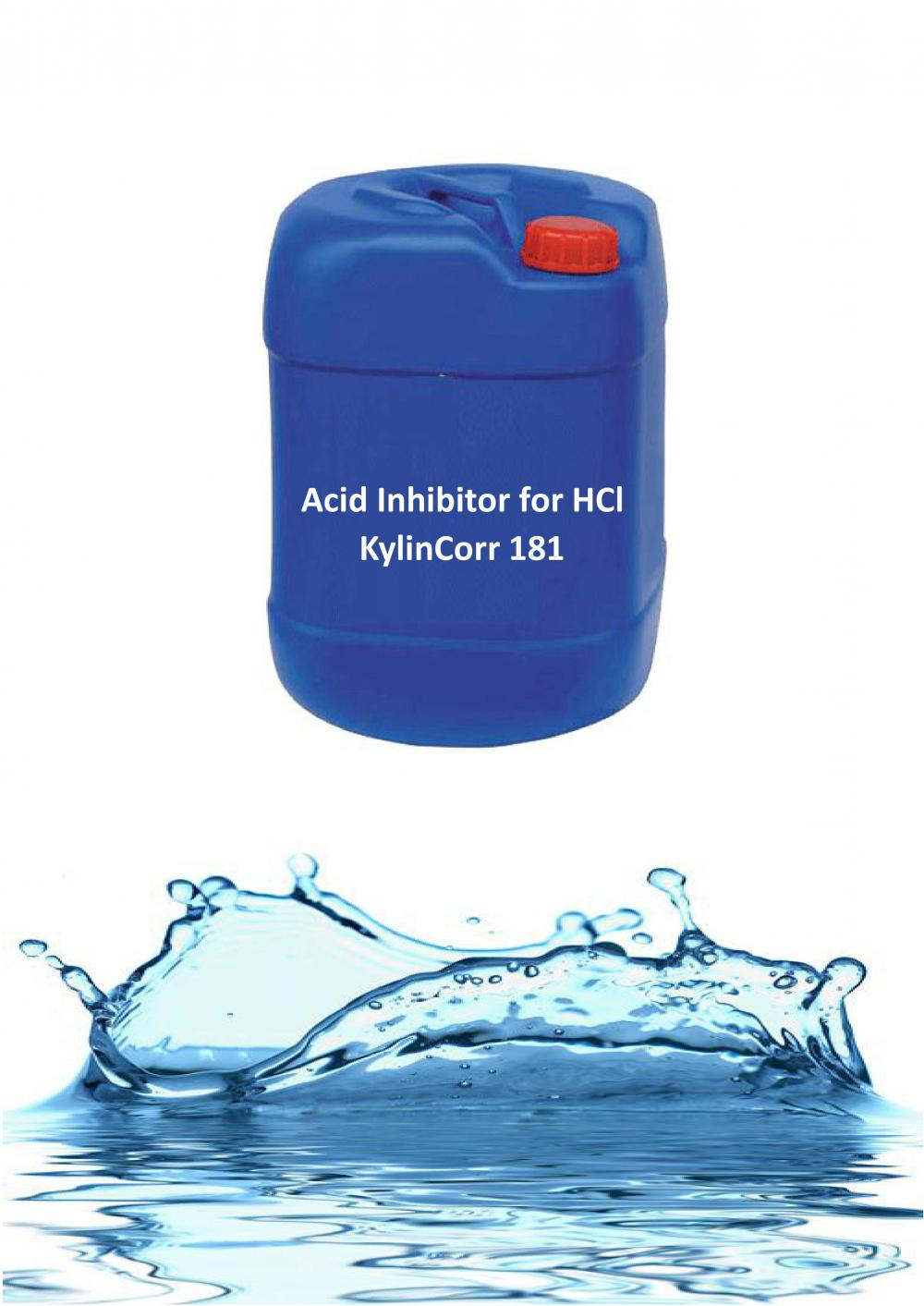 Imidazoline Corrosion Inhibitor for HCl Cleaning