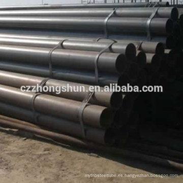 Fábrica de venta directa API 5L Gr.B X70 LSAW Tubería de acero para el petróleo y gasoducto