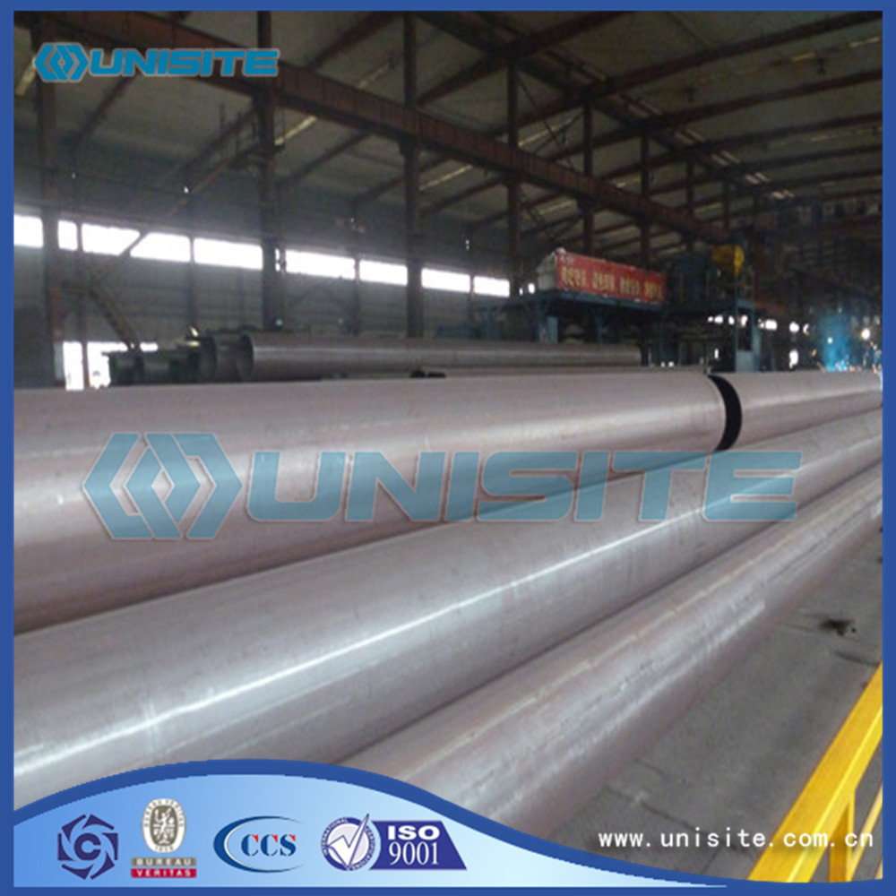 Longitudinal Round Steel Welded Pipes for sale