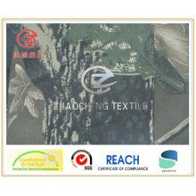 100% Tissu d'impression en coton sergé avec motif forestier (ZCBP250)
