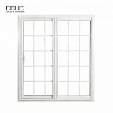 Hurricane Impact Resistant Glasschiebetür und Fenster
