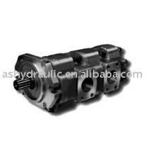 Vickers GPC4 of GPC4-20,GPC4-25,GPC4-32,GPC4-40,GPC4-50,GPC4-63,GPC4-80 multi hydraulic gear pump