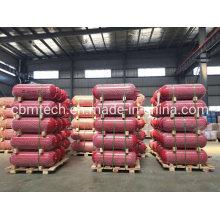 High Pressure Seamless CNG Compressed Steel Cylinders