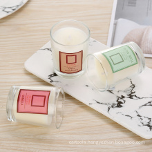 Colorful Soy Candle Gift Sets Scented Candle