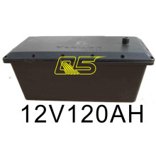 Bateria de bateria solar 120A Bateria de água à prova d'água subterrânea