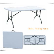 Mesa dobrável para jardim de churrasco de QinTai