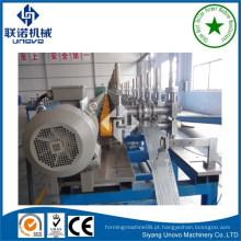 Maquina de laminação automática de metal para rack de gabinete elétrico