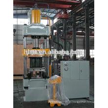 Prensas de moldeo por compresión, prensa de forja hidráulica de aluminio