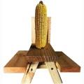 ET-720729 Large Premium Squirrel Feeder Picnic Table, Corn Cob Picnic Table Food Holder