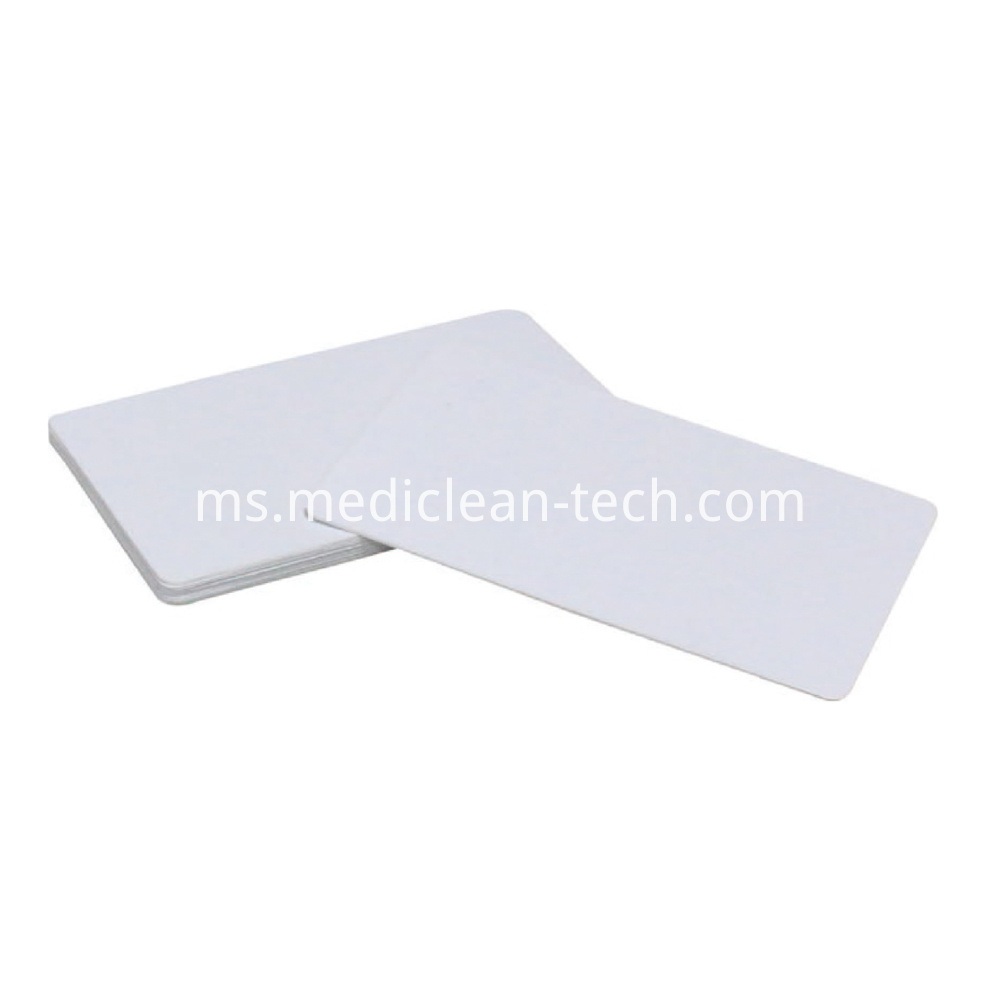 CR80 Adhesive Cleaning Cards