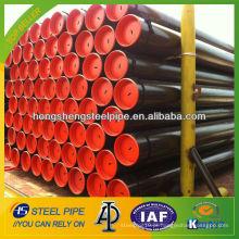 Api 5l x70 psl2 tubo de aço carbono sem costura para linha de óleo