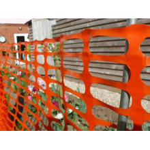 Oval Plastic Barrier Fence - more Visibility and Strength