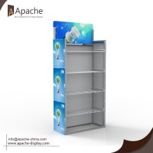 New Fashion Design for for Product Display Rack retail store display racks export to Suriname Exporter