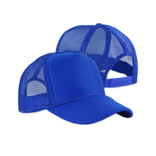 Flexfit 3dembroidery 6 Panel Mesh Trucker Baseball Cap