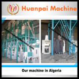 maize corn flour milling machine equipment