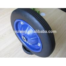 13 x 3 твердых резиновые колеса для строительства обязанность Тачки