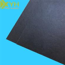 Black Textured Phenolic Resin Bakelite Sheet for Stage Pedal