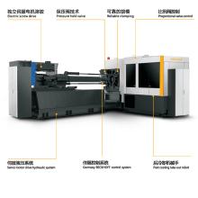 Máquina de inyección de moldes de preformas PET ECO 300T / 3500G