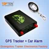 Two-Way GPS Car Alarm, Auto Security Systems Tk220-M