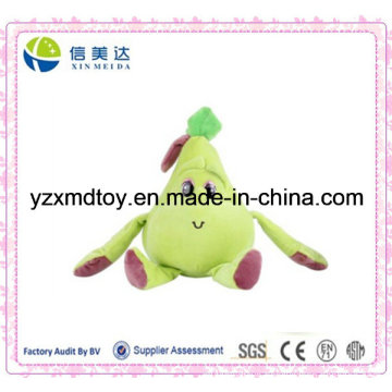 Plush Xmas 30cm Soft Fruit Pear Toy