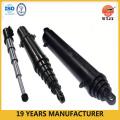 side-dumping telescopic hydraulic cylinder/heavy cylinder used for tipper trucks/hydraulic cylinders