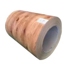 PPGI wood grain steel coil  Galvanized Steel Coil for gym equipment