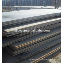 Gute Qualität ASTM A36 Stahlplatte