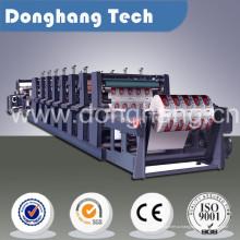 Автоматическое слон крен флексографская печатная машина